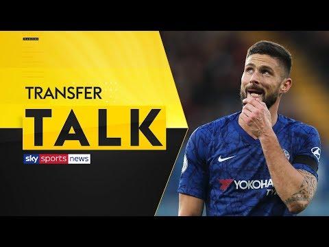 Olivier Giroud nearing Chelsea exit? | Transfer Talk