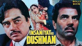 Insaniyat Ke Dushman Full Movie  Hindi Movies 2017 Full Movie  Hindi Movies  Bollywood Movies