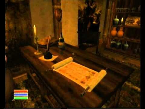 the elder scrolls iii morrowind xbox español