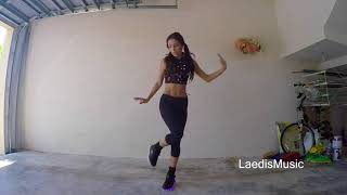 Alan Walker Faded SHUFFLE DANCE 2019 [GIRLS] Cutting Shapes | LaedisMusic