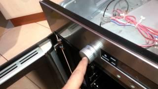 Backofen / Ofen Thermostat wechseln - Privileg / Quelle Geräte und co