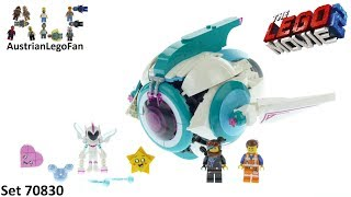 Lego Movie 2 70830 Sweet Mayhem´s Systar Starship! - Lego Speed Build Review