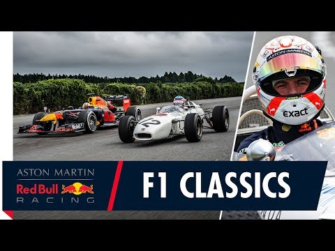 A Taste of Honda's History | Max Verstappen drives an F1 classic, the 1965 RA272