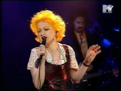Cyndi Lauper What's going on live '94