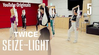 Ep 5. Breathless but Unstoppable   TWICE: Seize the Light