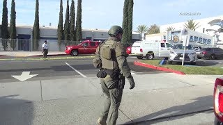 Active Shooter At Saugus High School Leaves Two Students Dead, Multiple Injured In Santa Clarita
