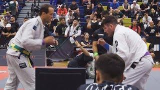 i competed in jiu jitsu