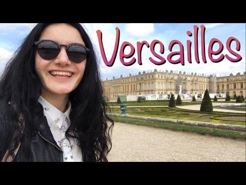 Париж.Версаль.Кто же знал, что ехать в Версаль в понедельник - такая себе идейка!?