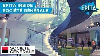 EPITA inside Société Générale
