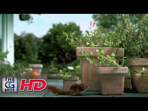 """CGI VFX Spot :  """"Hauert""""  by –  boutiq"""