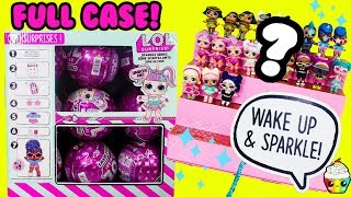 LOL Surprise New Sparkle Series FULL CASE Will We Get The Full Collection???