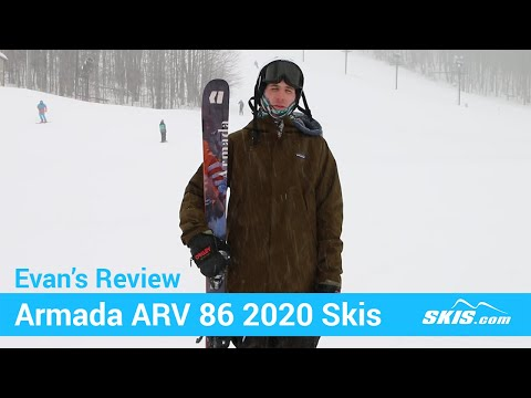 Video: Armada ARV 86 Skis 2020 6 40
