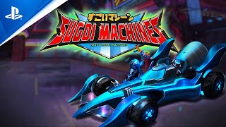 PlayStation Heavy Metal Machines - New Metal Pass Season | PS4 anuncio