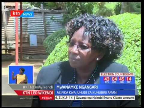 Mwanamke Ngangari: Linah Jebii Kilimo
