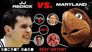 JJ Redick's beef with Maryland was flavored by ugly heckles, prank calls, and Duke's legacy of jerks thumbnail