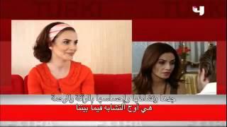 Songül Öden Extra لقاء مع ياسمين بطلة مسلسل نساء حائرات اكسترا تركي