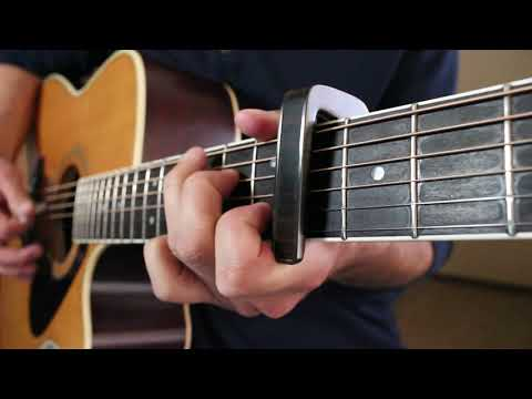 One Man Band - Old Dominion | Acoustic Guitar Cover
