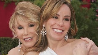 EXCLUSIVE: Melissa Rivers Reveals She Has Scattered Mom Joan's Ashes