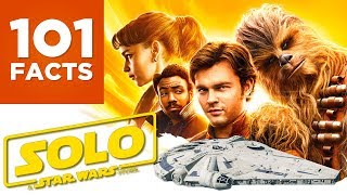 101 Facts About Solo: A Star Wars Story - Video Youtube