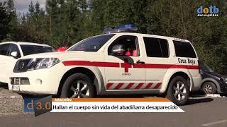 dotb Encuentran el cadáver del abadiñarra desaparecido 30-09-2018