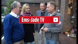 Ein Tag im Wahlkampf mit Hans-Werner Kammer