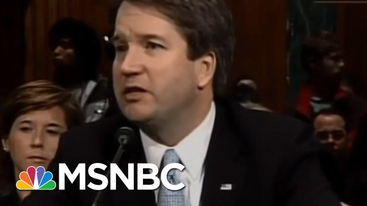 Senator: Trump SCOTUS Pick 'Absolutely Must' Recuse Himself | The Beat With Ari Melber | MSNBC thumbnail