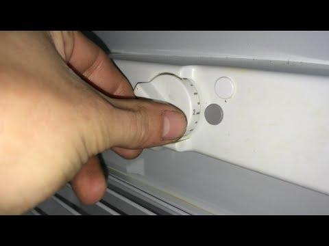 Como comprobar si tiene gas una nevera o congelador.[How to check for gas on fridge or freezer]