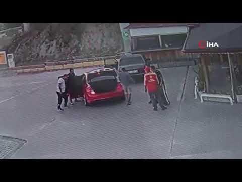 İSTASYONDA DEHŞET