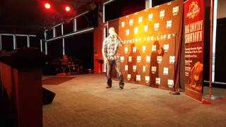 Big country karaoke contest