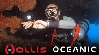 Carl Fallon   This is why I dive Hollis & Oceanic gear