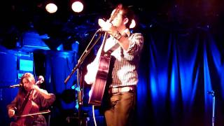 Adam Cohen - Girls These Days - John Dee, Oslo - 2011-11-23