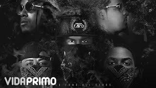 "Jamby ""El Favo""   De Negro (Remix) Ft. Mike Towers X Ñejo X Lito Kirino X Tali  [Official Audio]"