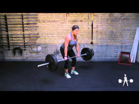 Unapologetically Powerful Demo: Barbell Paused Deadlift