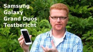 Samsung Galaxy Grand Duos Testbericht - www.technoviel.de