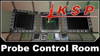 KSP Mods - Probe Control Room