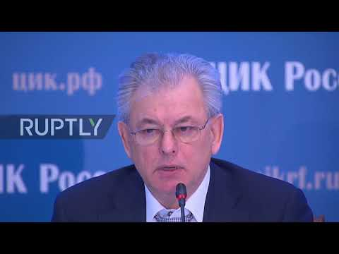 Russia: CEC to investigate after woman caught allegedly stuffing ballot box