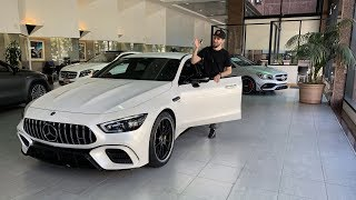 Getting The Dopest New Mercedes Coupe!