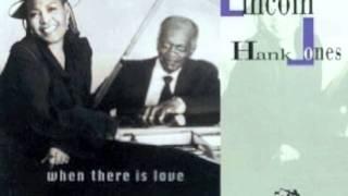 The Jitterburg Waltz - Abbey Lincoln / Hank Jones