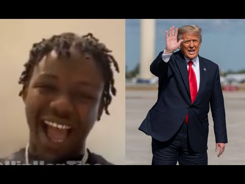 JackBoy Says Trump Will Always Be His President For Freeing Kodak Black