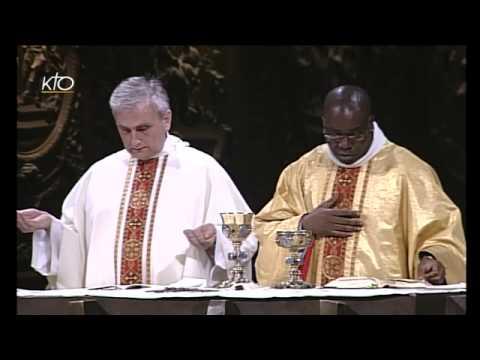Messe du 3 janvier 2014