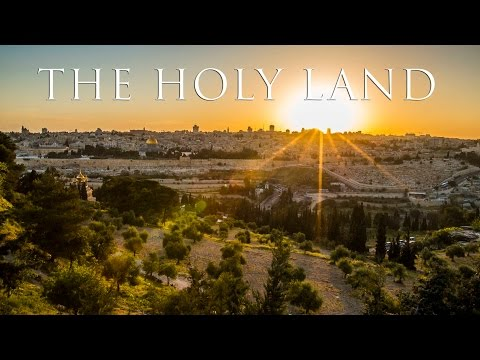 The Holy Land in Exquisite Detail