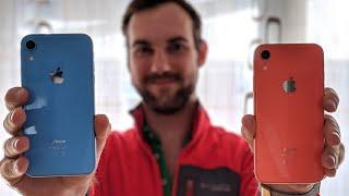 Új Animoji & széles Kávák | Apple iPhone Xr első lépés videó