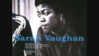 September Song - Sarah Vaughan