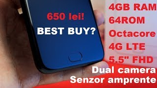650 lei! Un best buy? Santin ACED (review in limba romana)