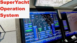 Superyacht Full Operating Systems Tour