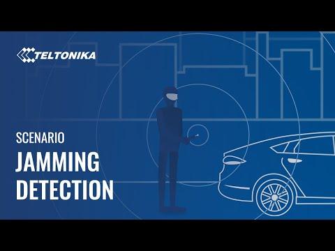 Teltonika Jamming Detection