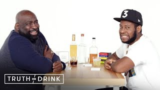 My Professor & I Play Truth or Drink | Truth or Drink | Cut