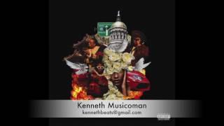 Migos - Deadz ft 2 Chainz - Instrumental (Remake by Kenneth Musicoman)