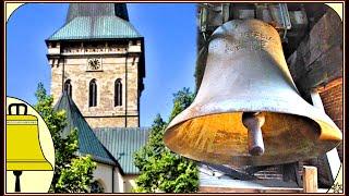 preview picture of video 'Osnabrück St. Katharinen: Glocken der Evangelisch Lutherische Kirche (Plenum)'