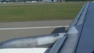 preview picture of video 'Décollage Strasbourg Entzheim RW23 Airbus A319 AirFrance'